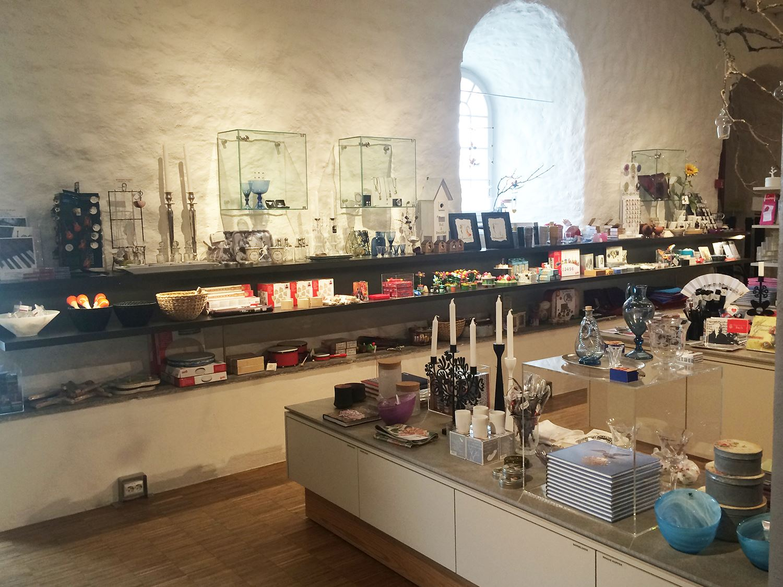 Ringve Musikkmuseum, Ringve Museum Shop