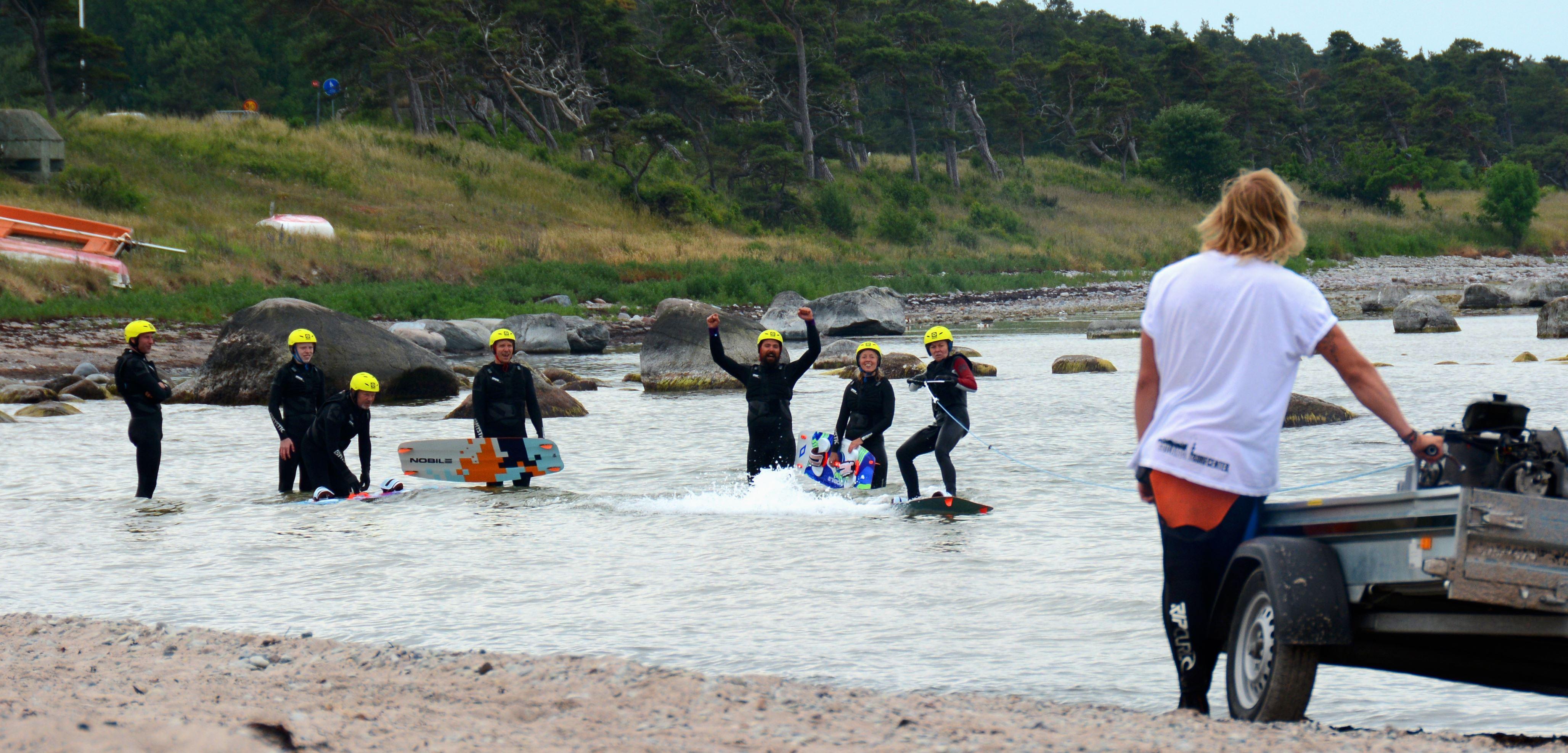 Surflogiet - Wakeboard