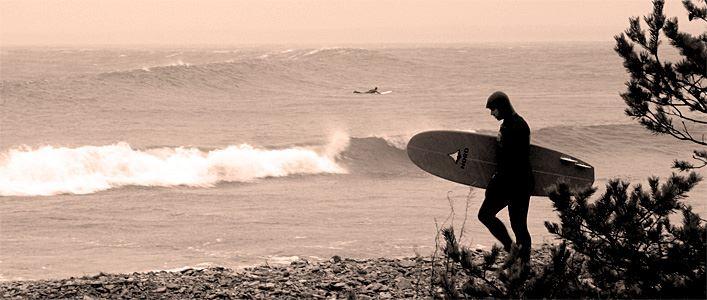 Gotlands surfcenter - Vågsurfing
