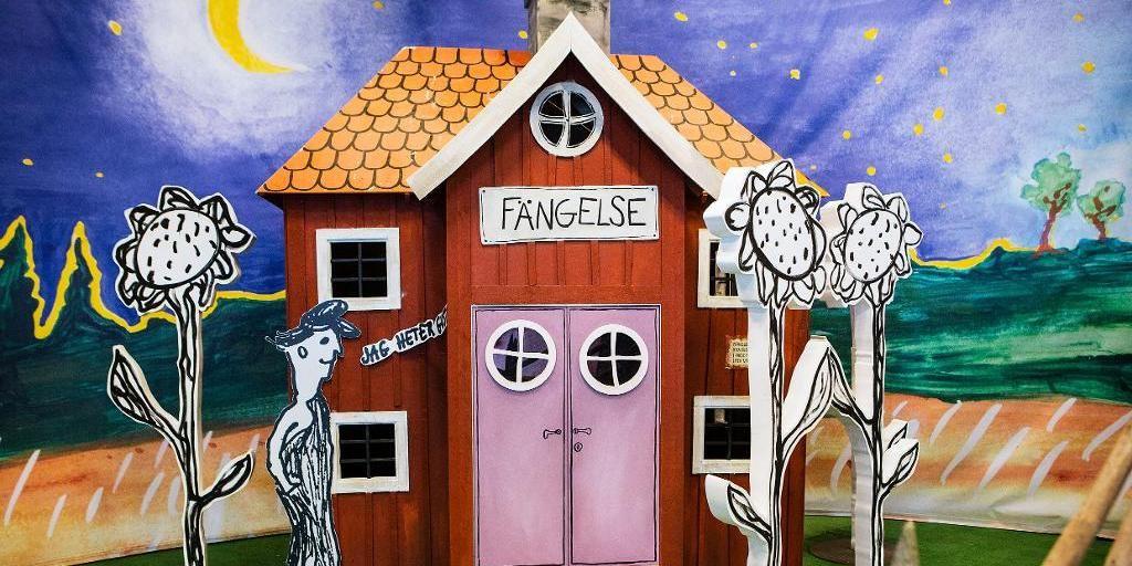 Utställning Loranga Loranga - Barbro Lindgren