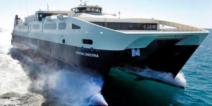 Færgen inviterer til spiritus-smagning på LC på tre datoer i foråret 2017