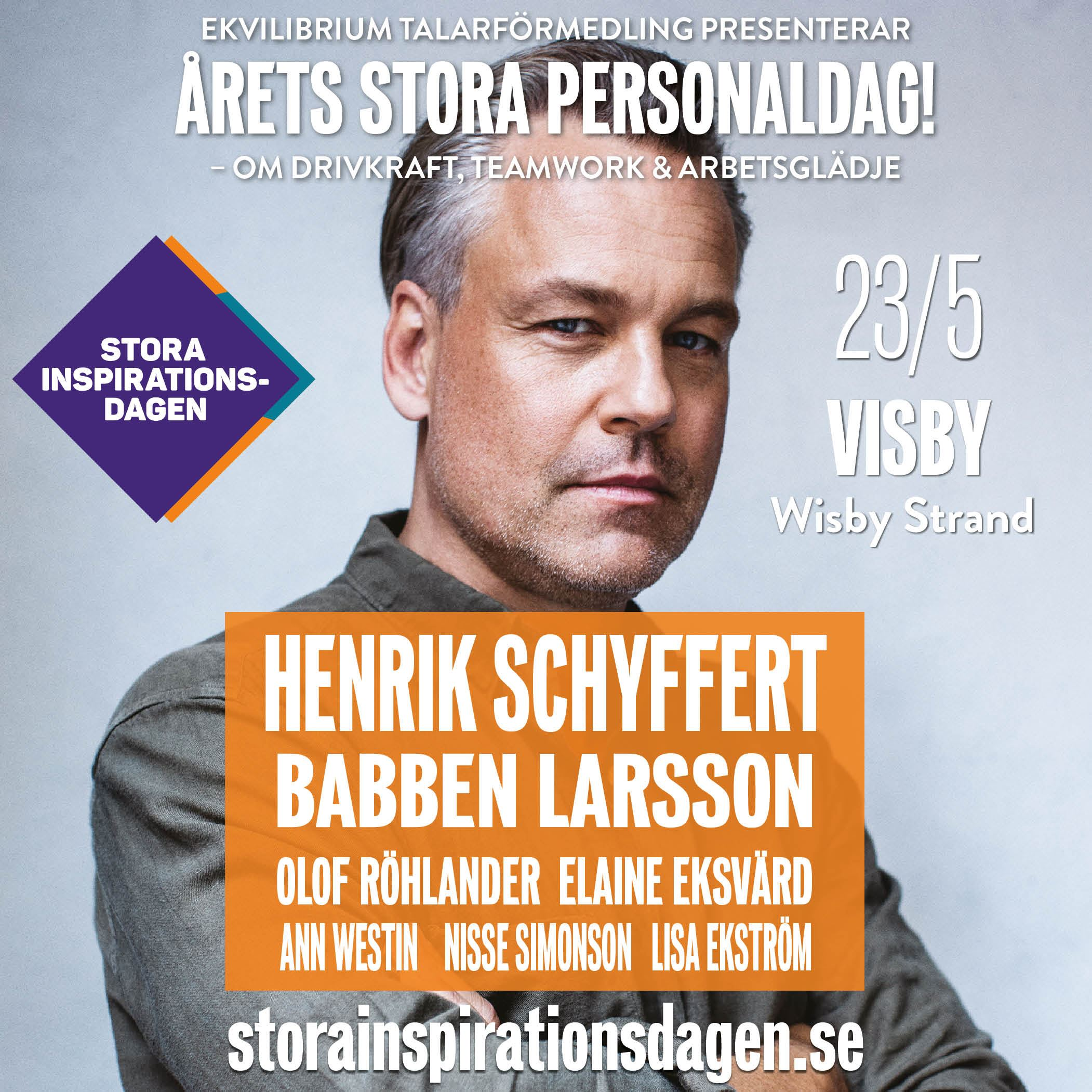 Stora Inspirationsdagen i Visby