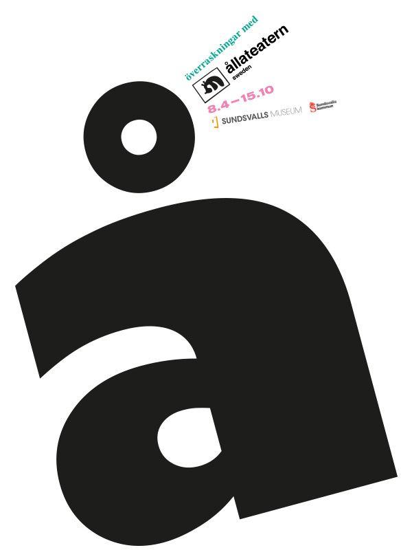 Utställning - Ållateatern Sweden och konsten