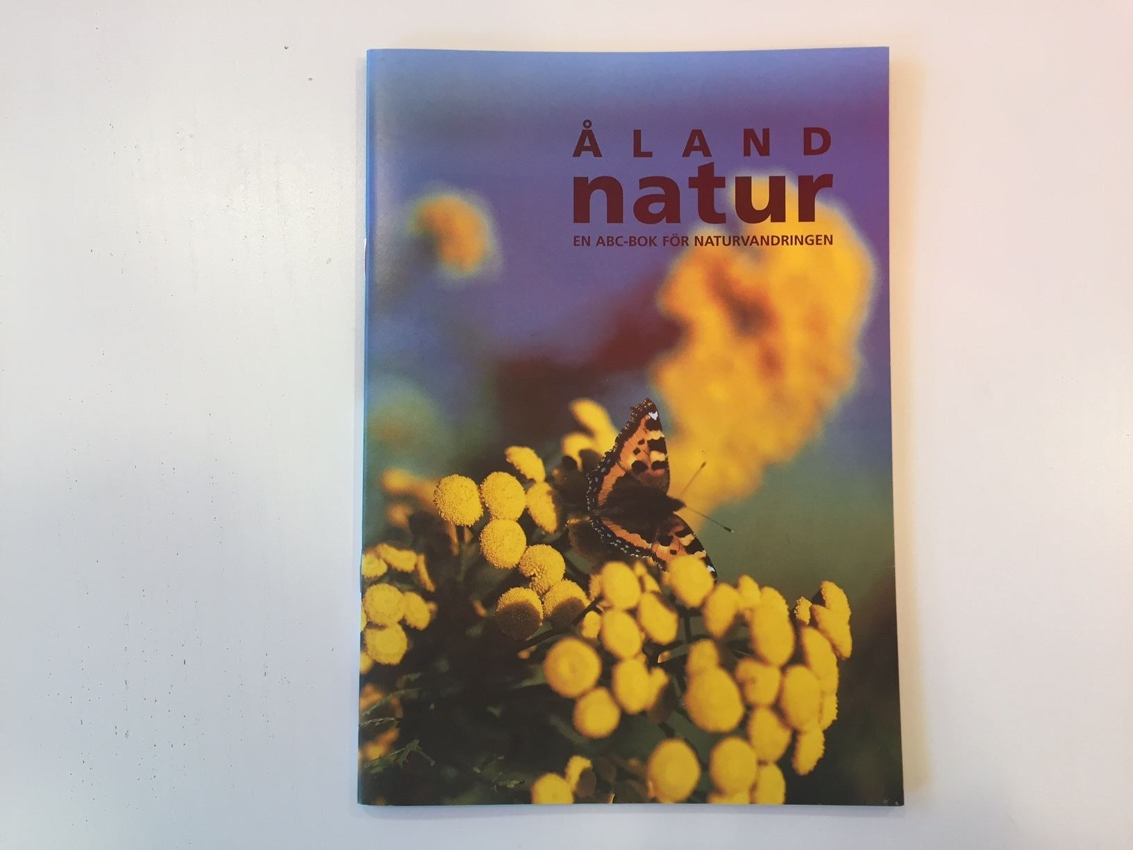 Åland Nature, brochure