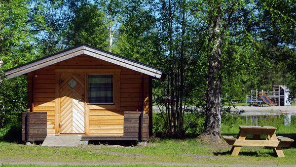 Foto: Lits Camping,  © Copy: Lits Camping, Cabin