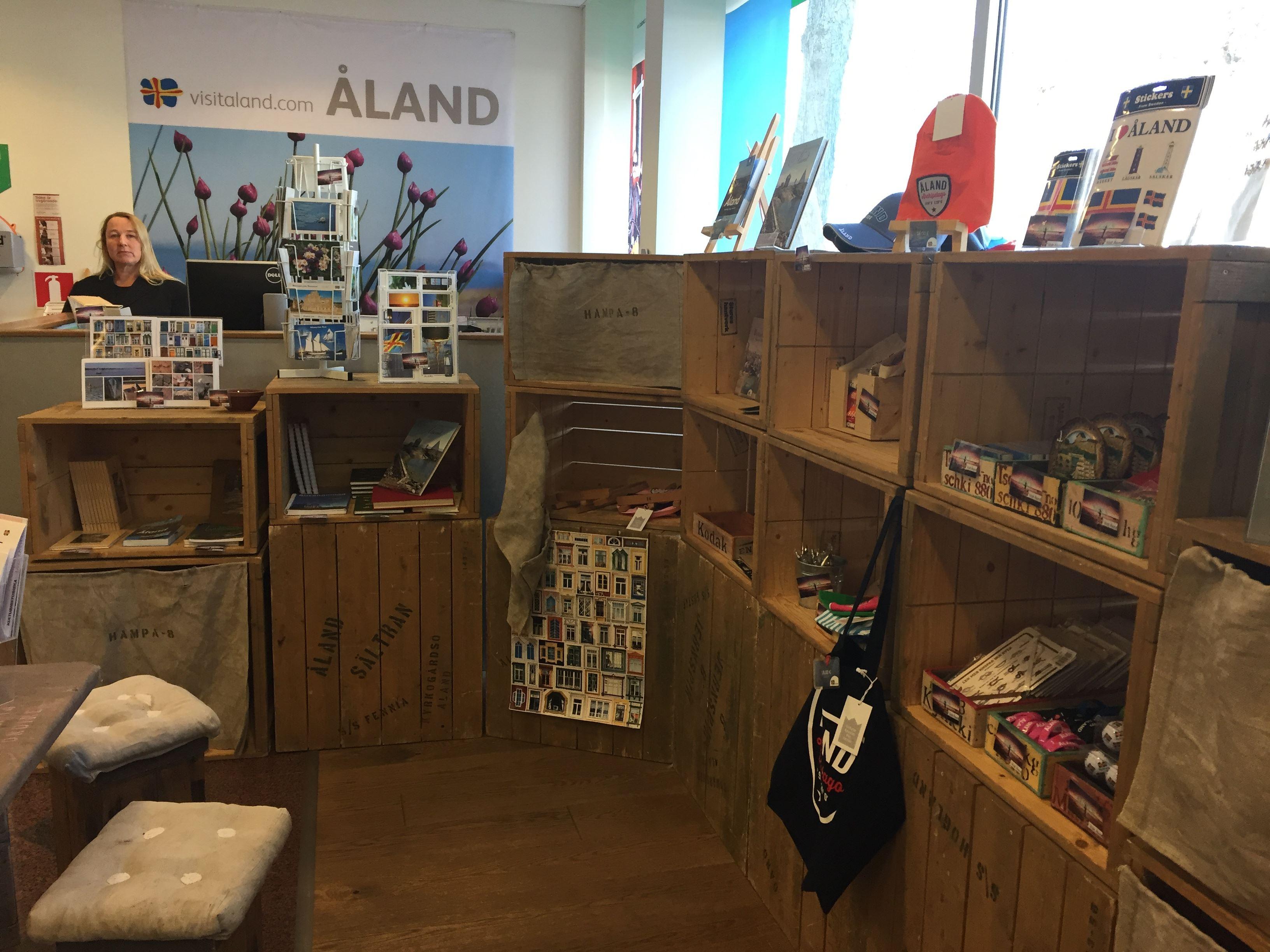 Visit Åland Shop