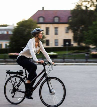 Cykeluthyrning - elcyklar
