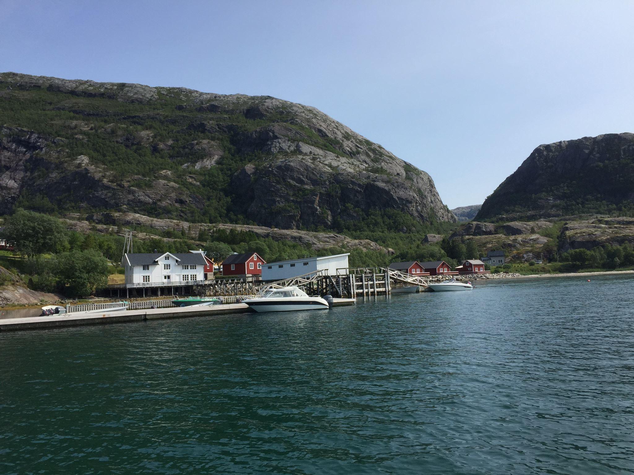 Visthus Rorbucamping,  © Visthus Rorbucamping, Visthus Rorbucamping ved Vistenfjorden