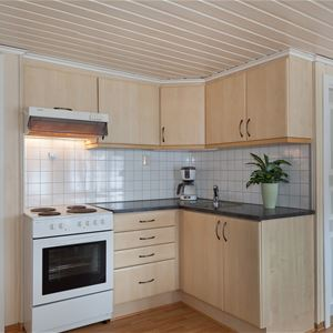 Visthus Rorbucamping,  © Visthus Rorbucamping, Visthus Rorbucamping Kjøkken interiør