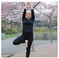 Yoga i Ulvered