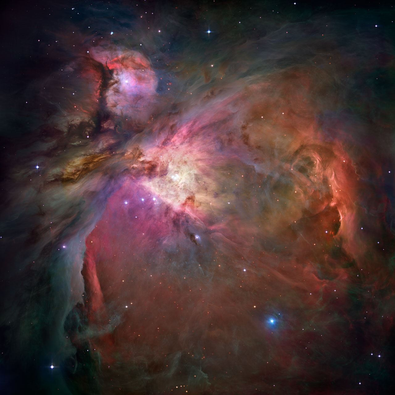 Rymdäventyr bland stjärnor, planeter och galaxer