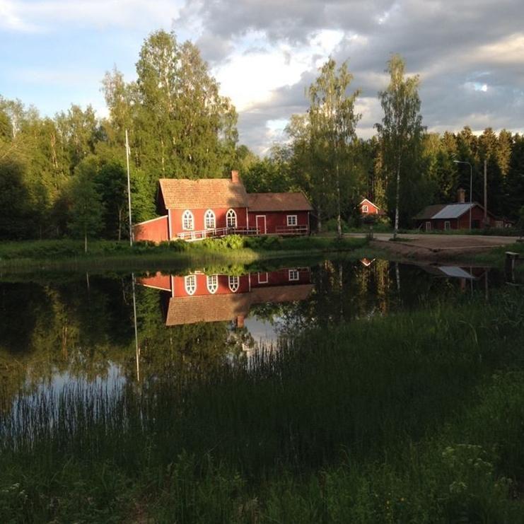 Minigolf i Smedby