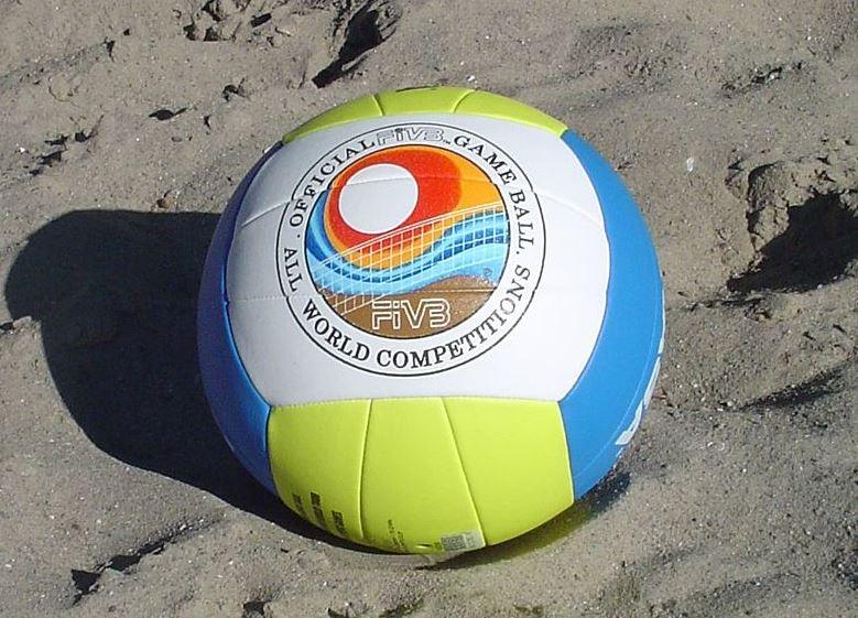 Spela Beach Volley - mitt i stan