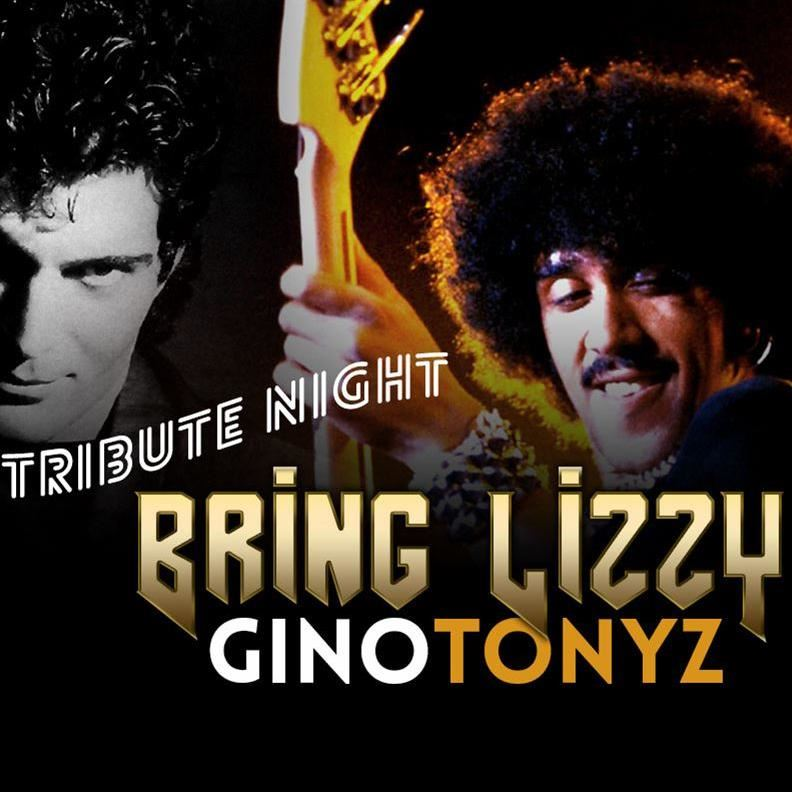 Tribute Night – Thin Lizzy & Gino Vannelli