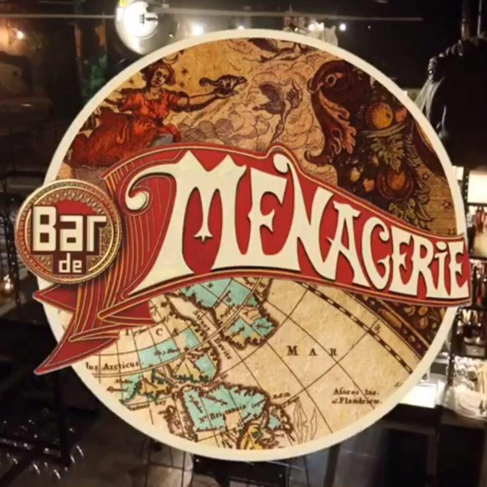 Bar De Ménagerie - En del av Ménageriet
