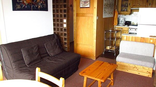 Pied de l'Adroit - L292 - 1 room + alcove - 5 people - 40m²