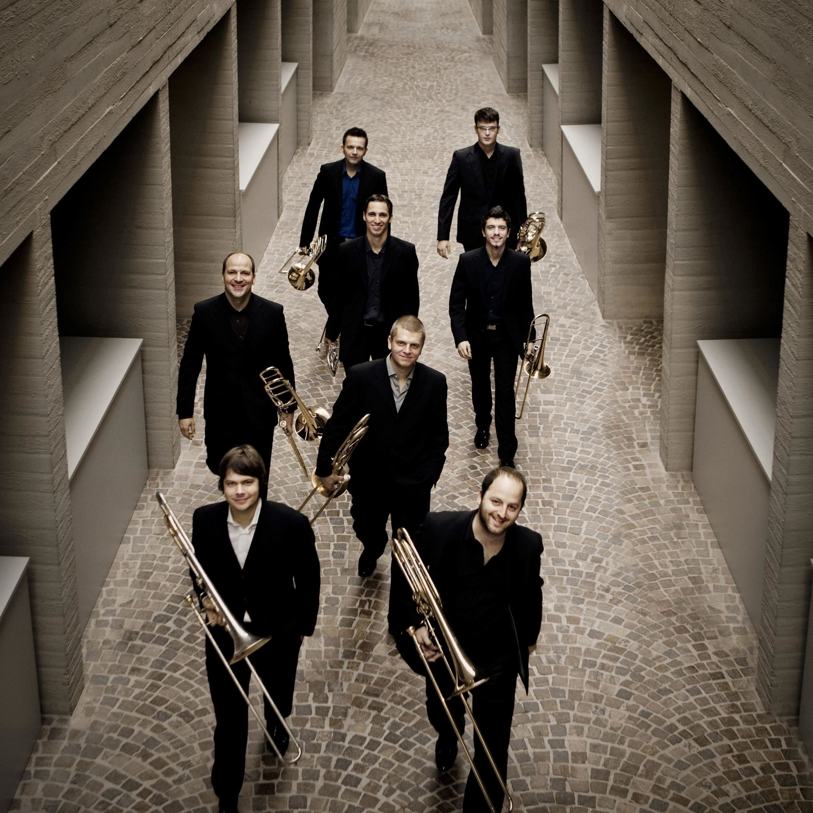 "Trombone Unit Hannover - ""Sound Explosion"""
