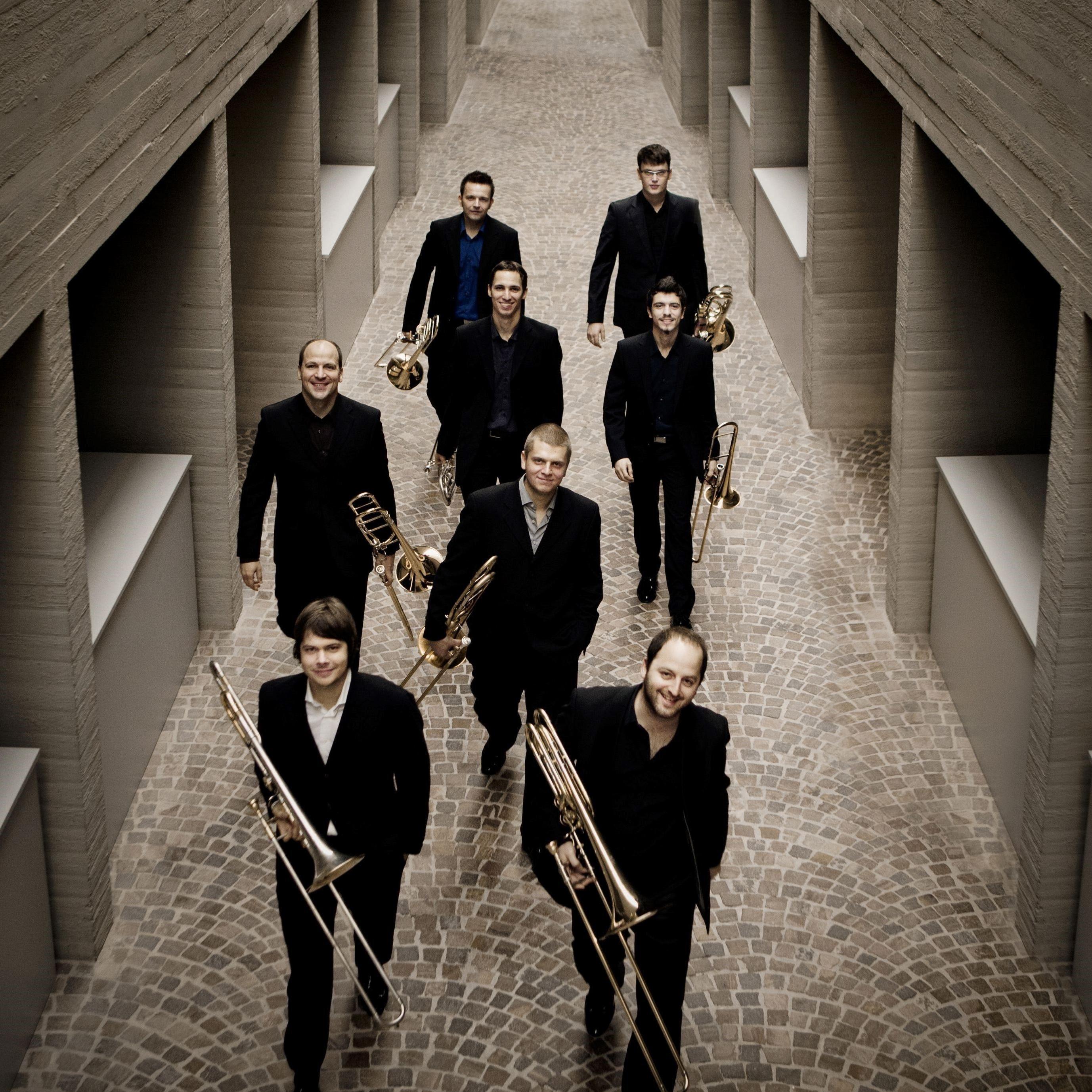 "Trombone Unit Hannover - ""Sound Explosion"""