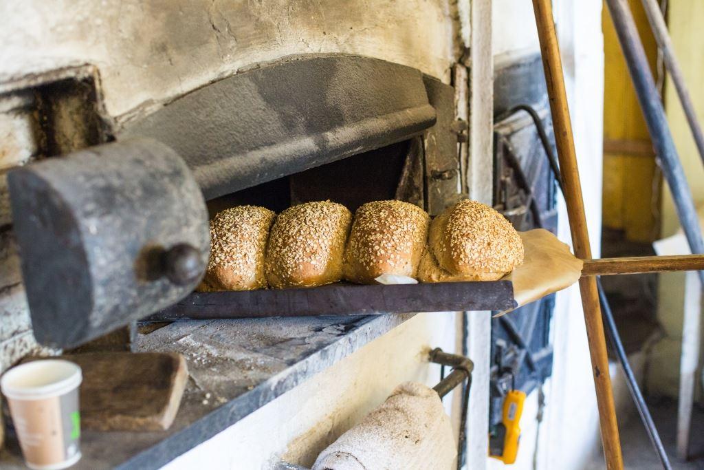 The bakery at Å