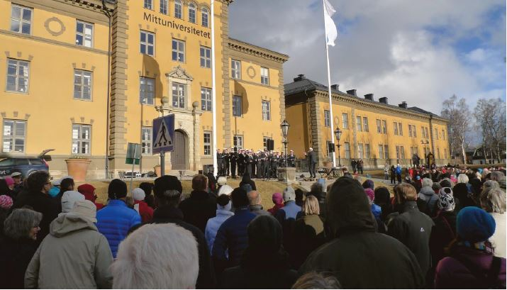 © Copy; Åke Hjelm, Valborg Vårkonsert
