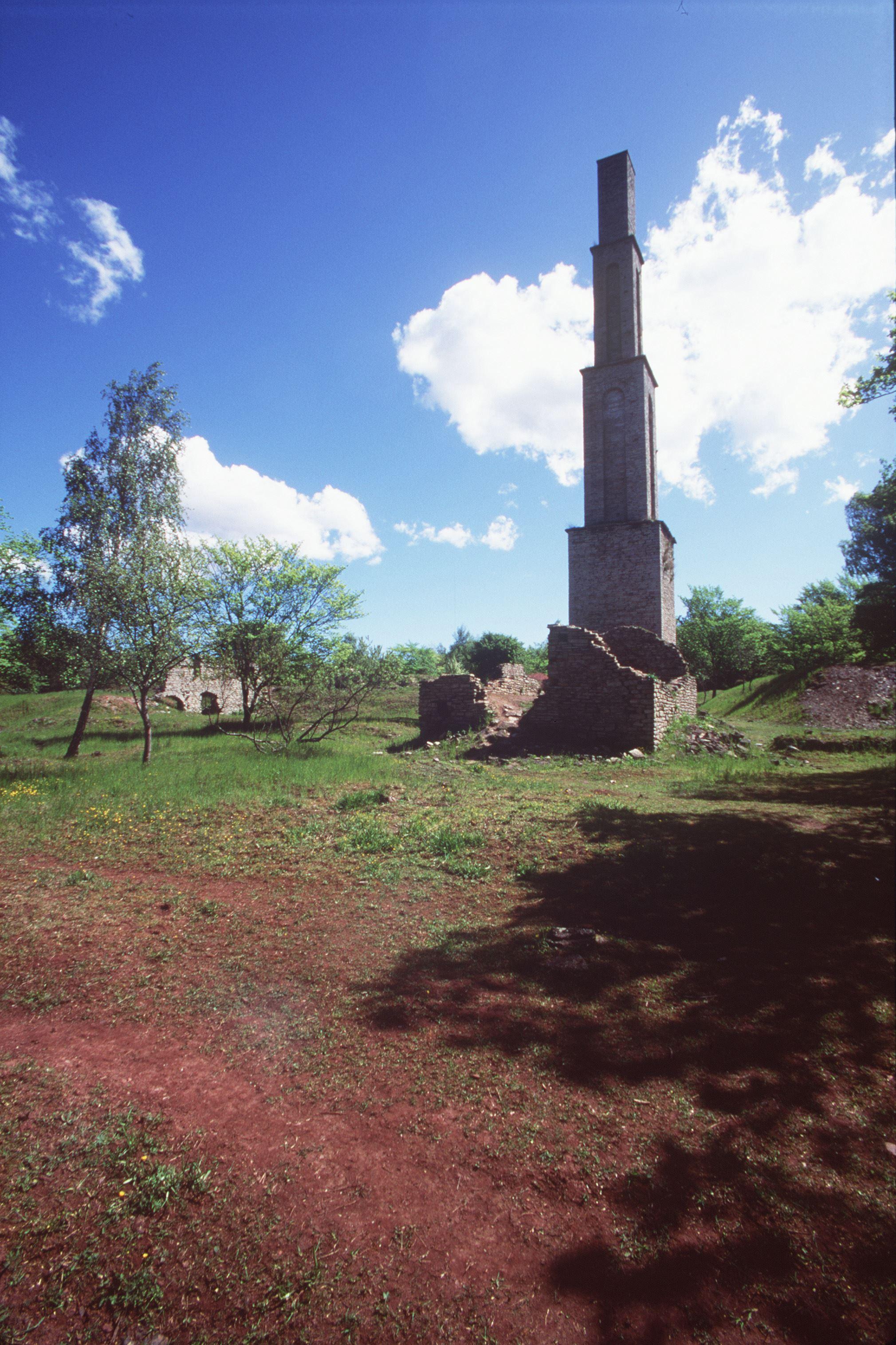 Alunbruken i Degerhamn