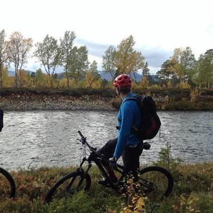 Vålådalen Cykel Camp
