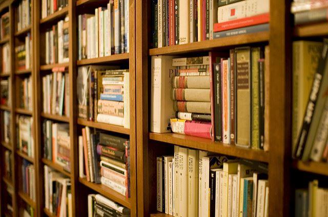 Västervik's public library