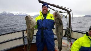 Bli med på fisketur – hver onsdag kl 12.00-15.00