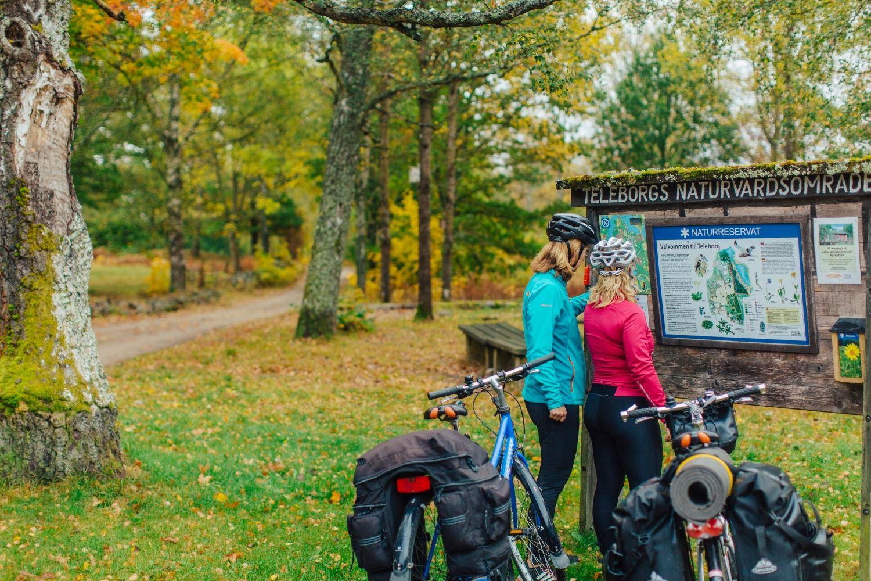Southeast trail (Sydostleden)