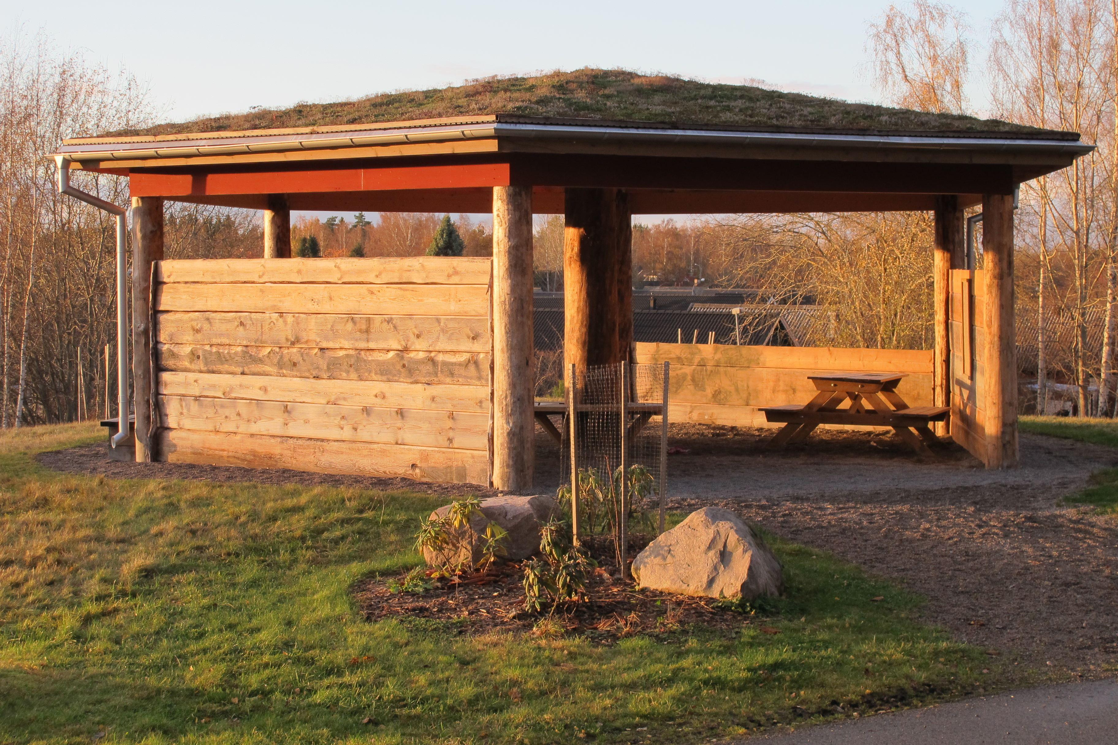 Linnés arboretum i Teleborgskogen