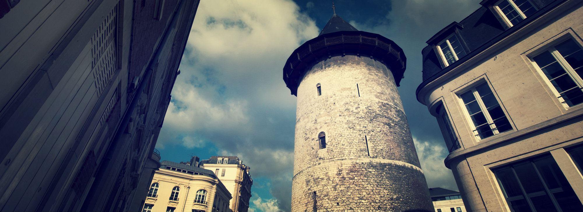 Le Donjon de Rouen : visite patrimoniale