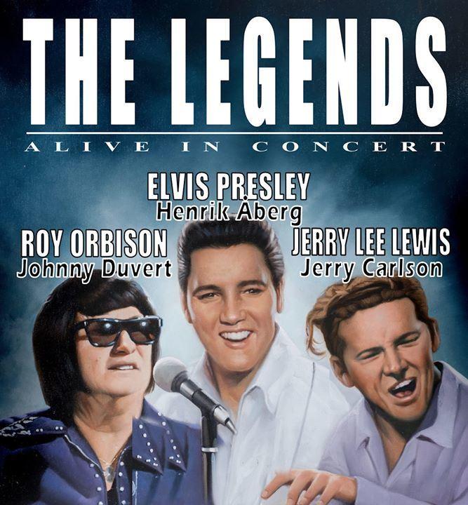 Show med The legends