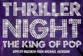 Musik: Thriller night