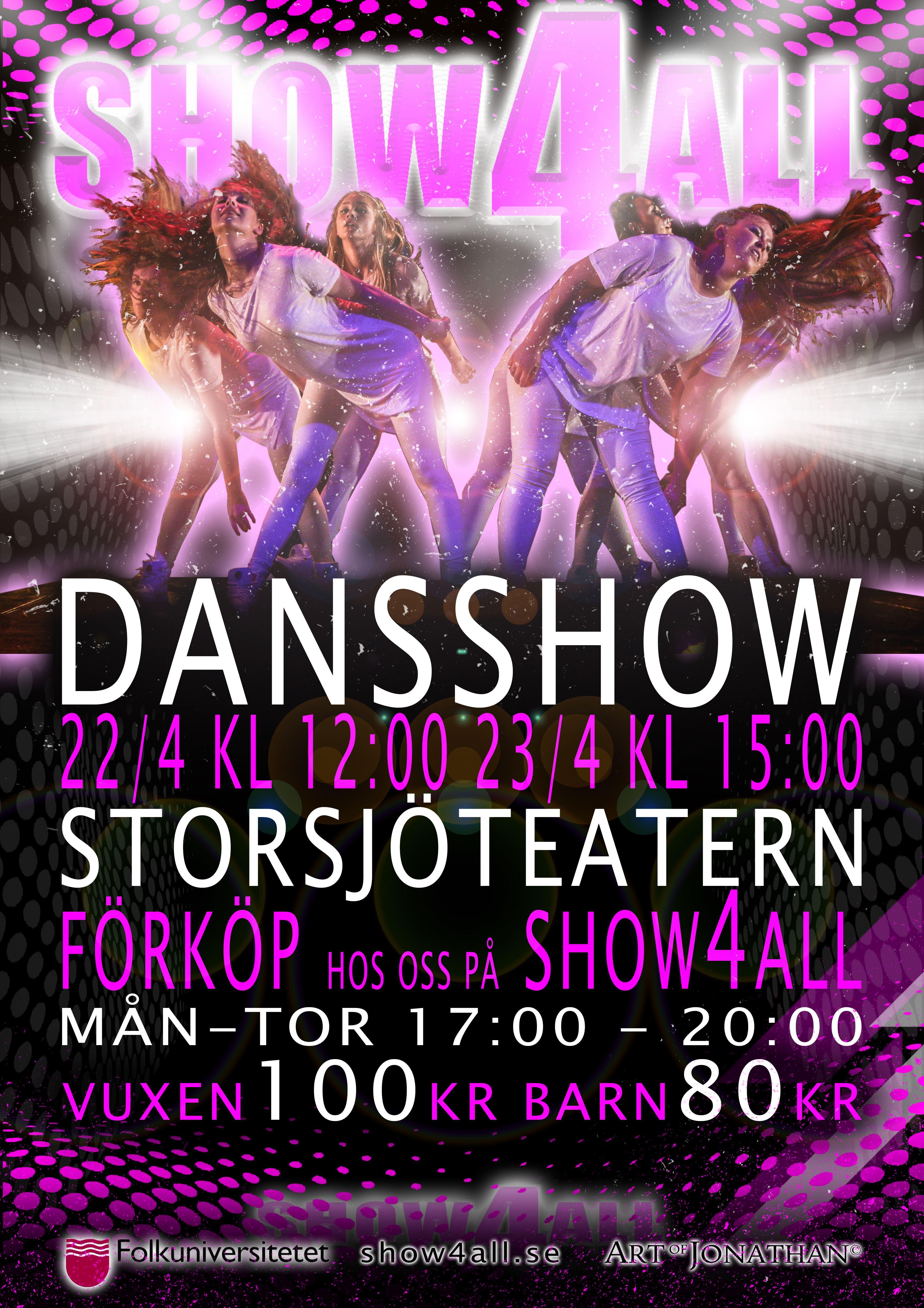 Dansshow Show4All