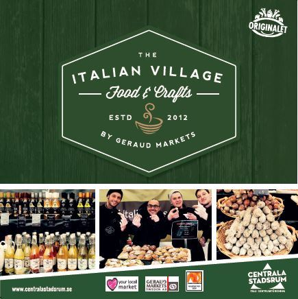 Faluns Italian Village