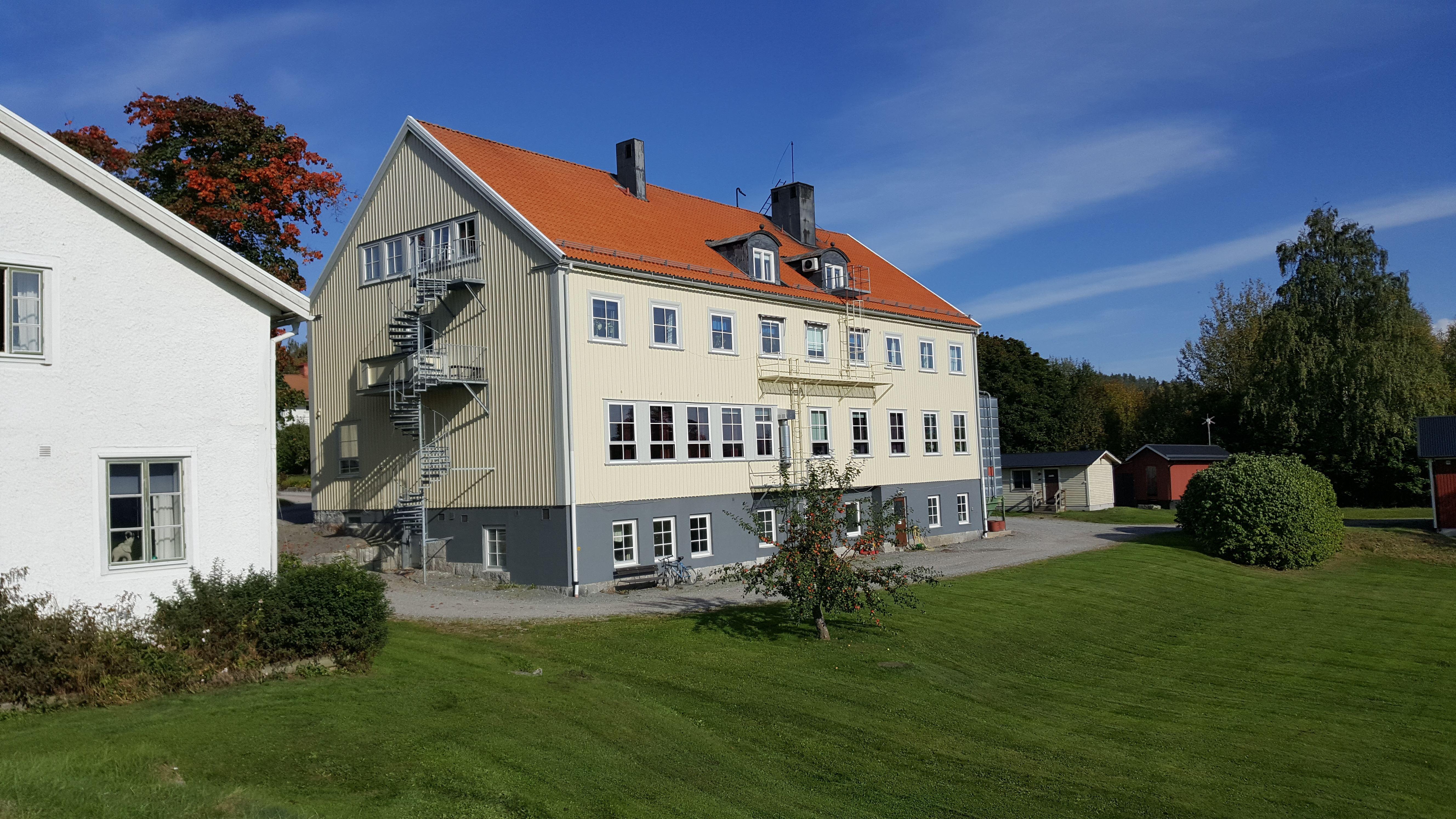 Boende på Ålsta Folkhögskola