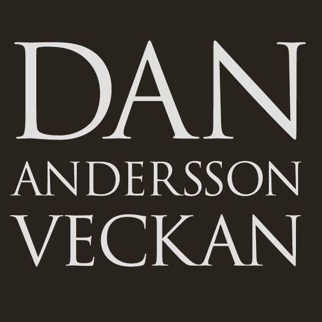 Frida Andersson - Dan Anderssonveckan