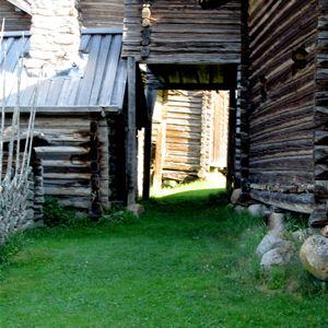 Gammelstan i Norrboda
