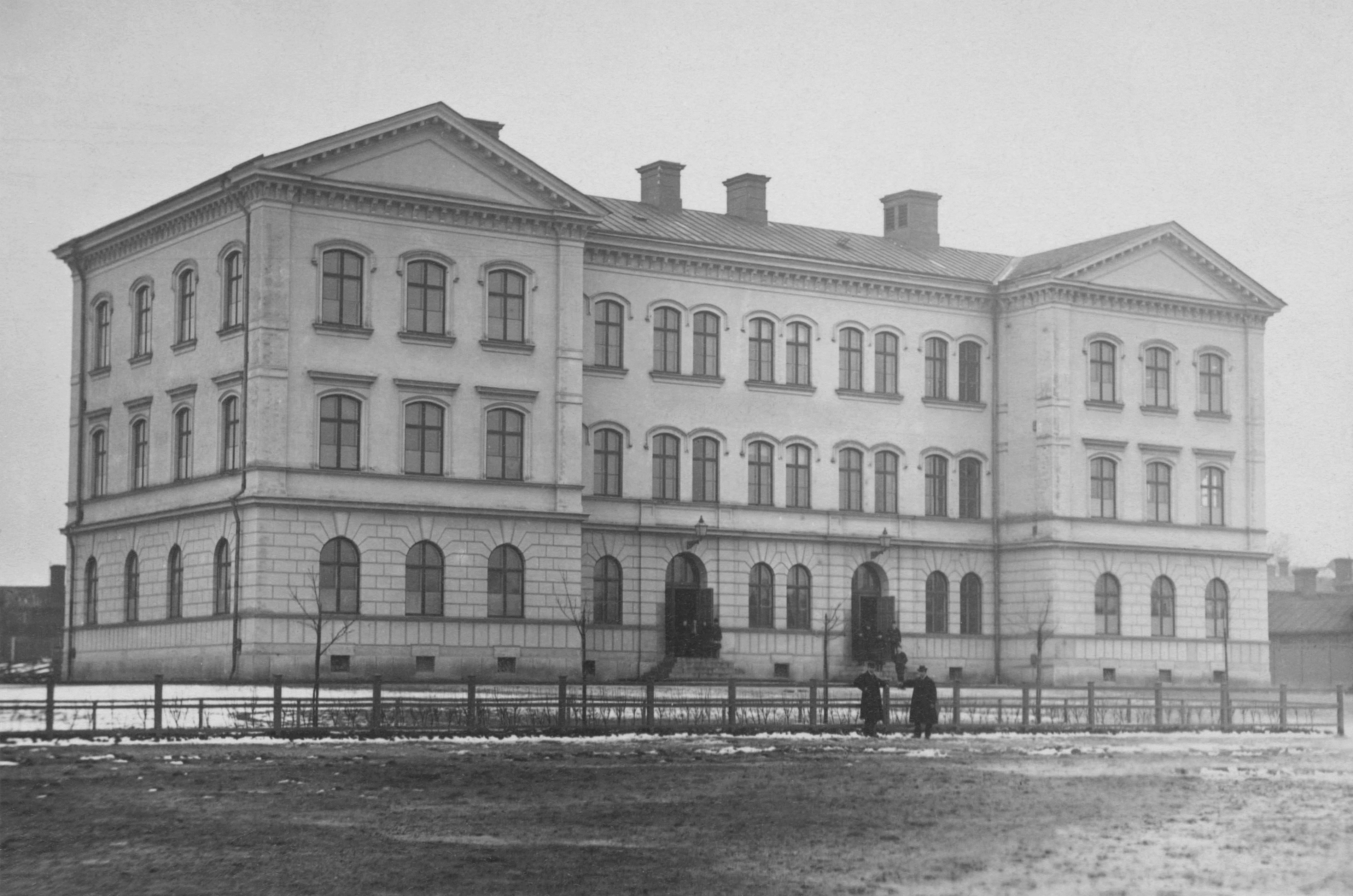 25 april - Föredrag med Nils Frölander - Folkskolan 175 år - om Gävles folkskolor - tiden före och efter 1842