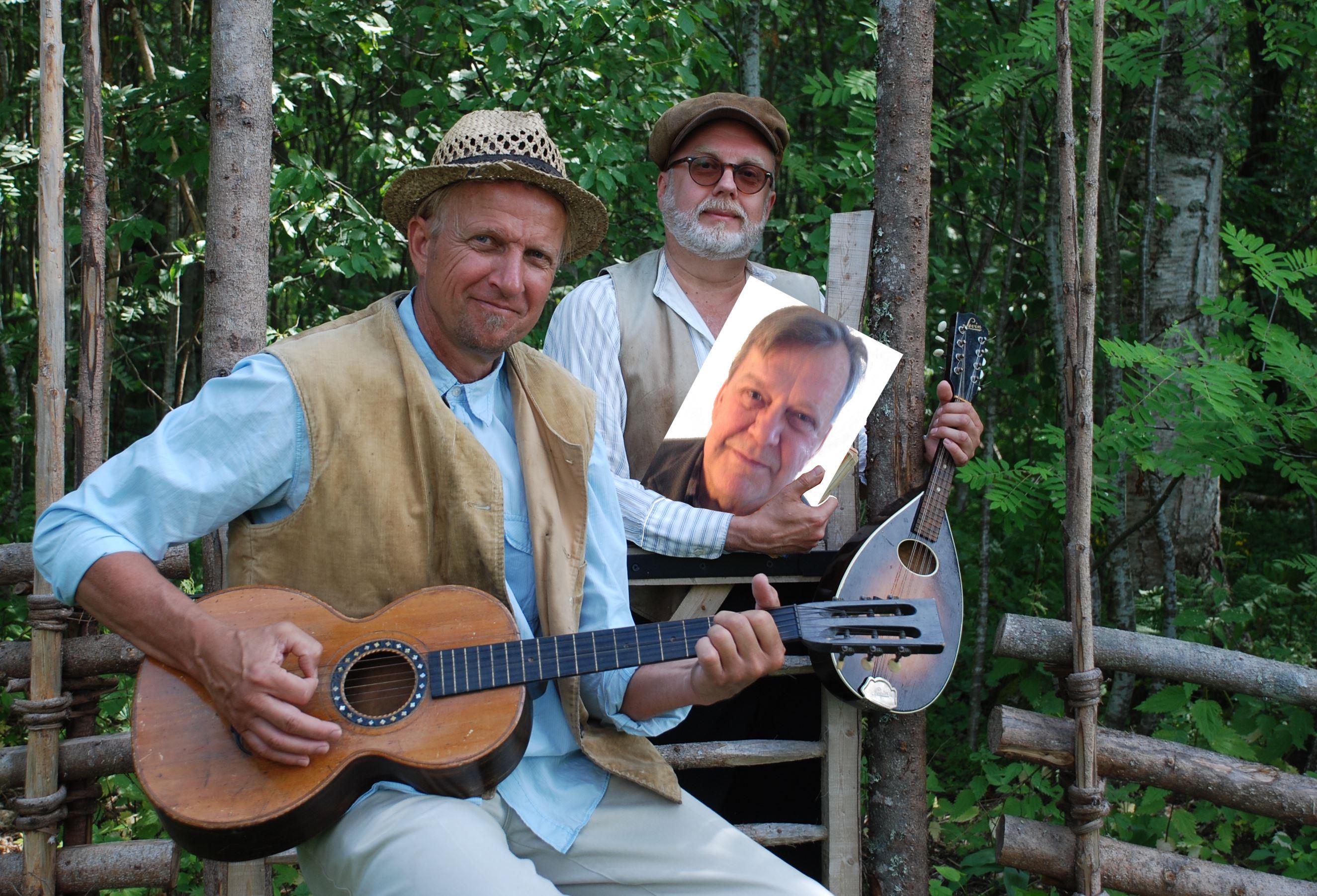 Musik och visning - Dan Anderssonveckan