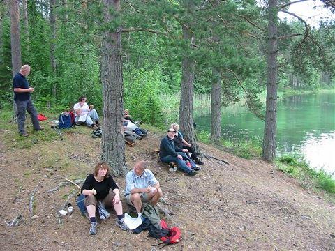 Vandringsfestival 10 år - Öja till Rättvik