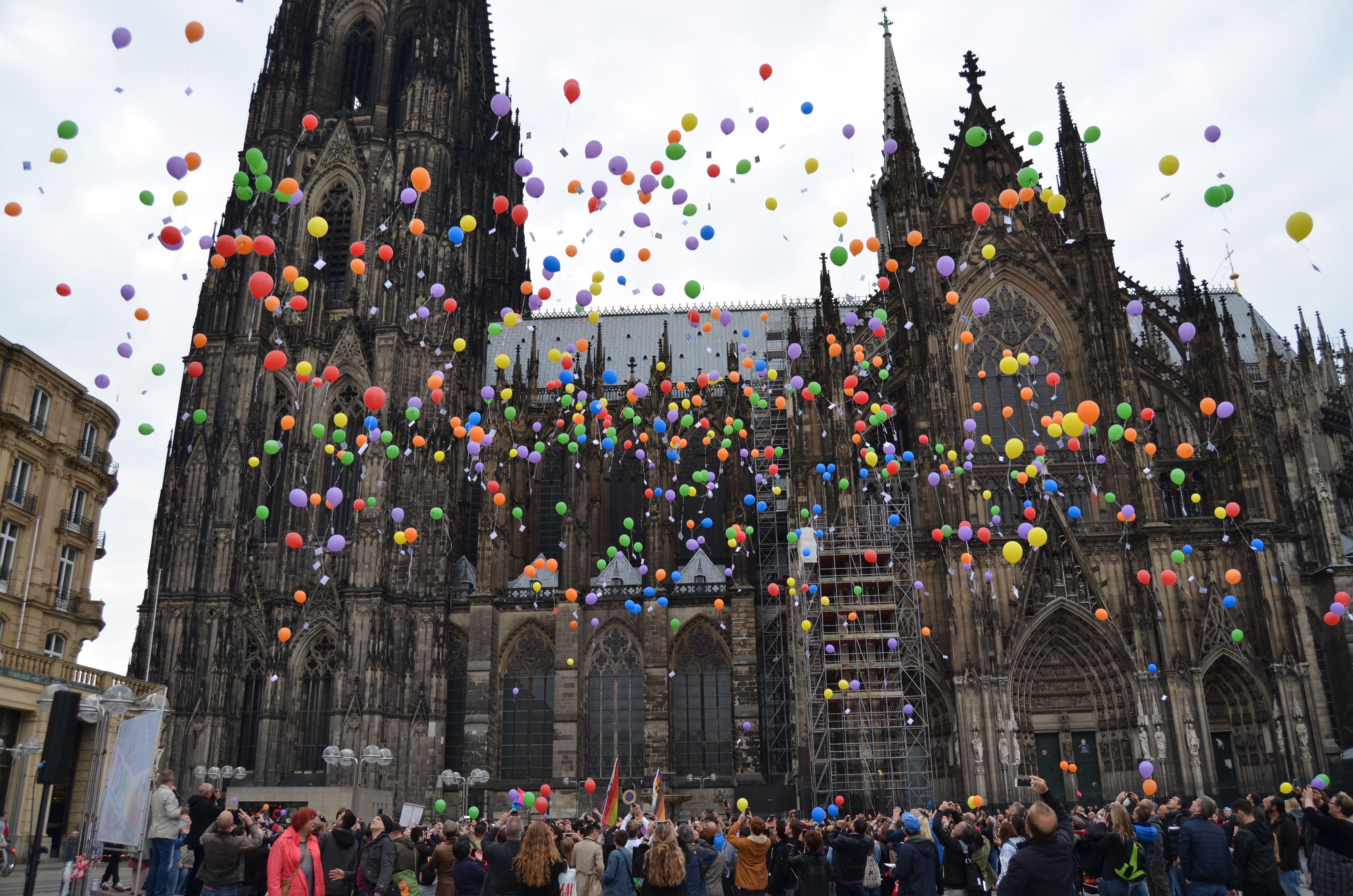 Finissage: HBTQ i Tyskland - kampen för jämställdhet är inte över
