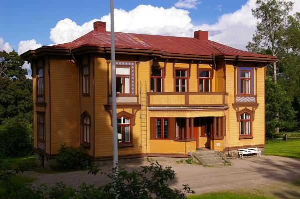 Björkenääs - Nääs slott