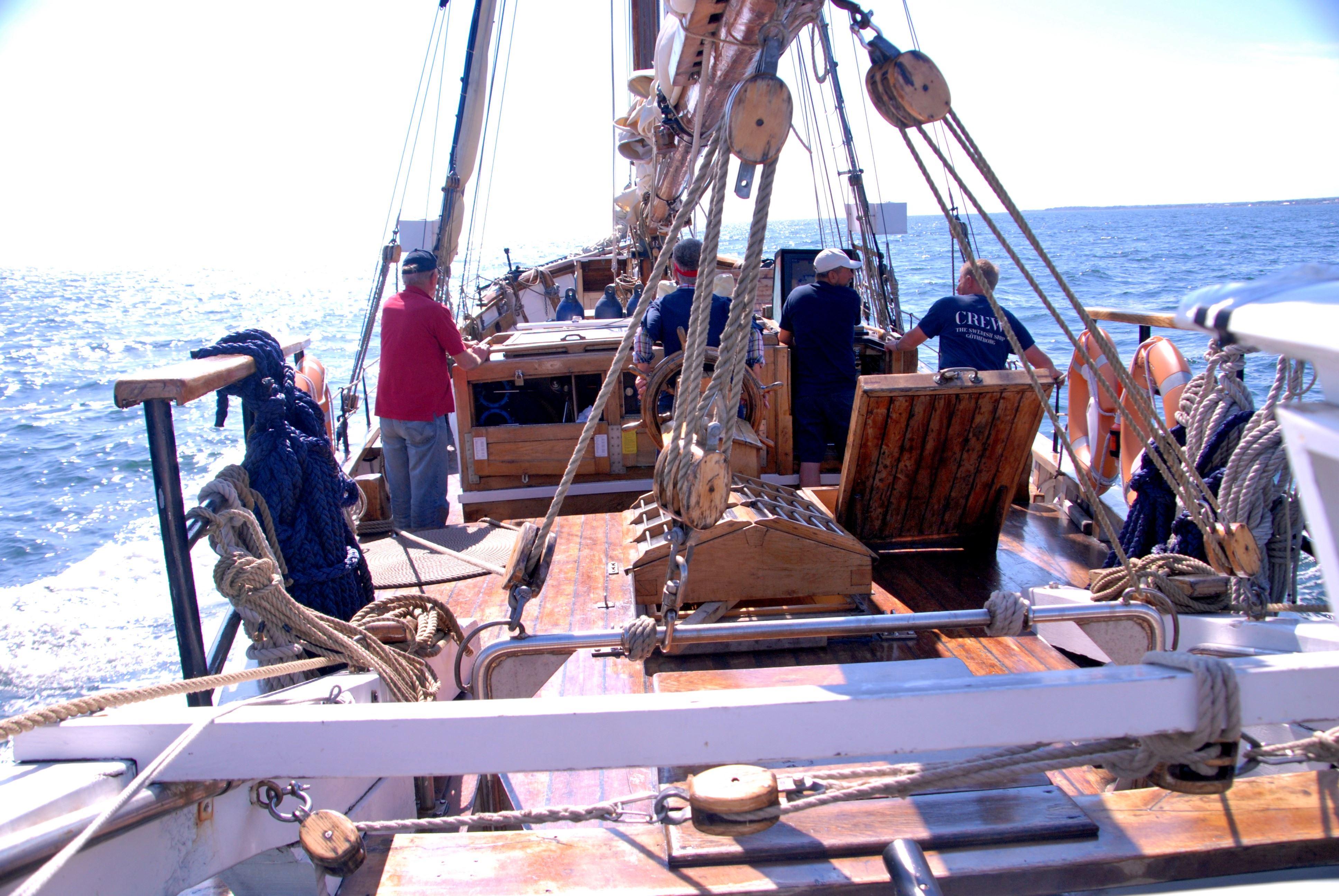 Afternoon sejlads fra Branteviks port