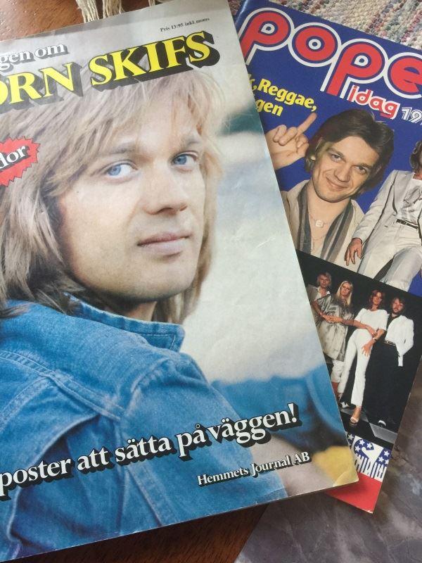 Utställning Björn Skifs