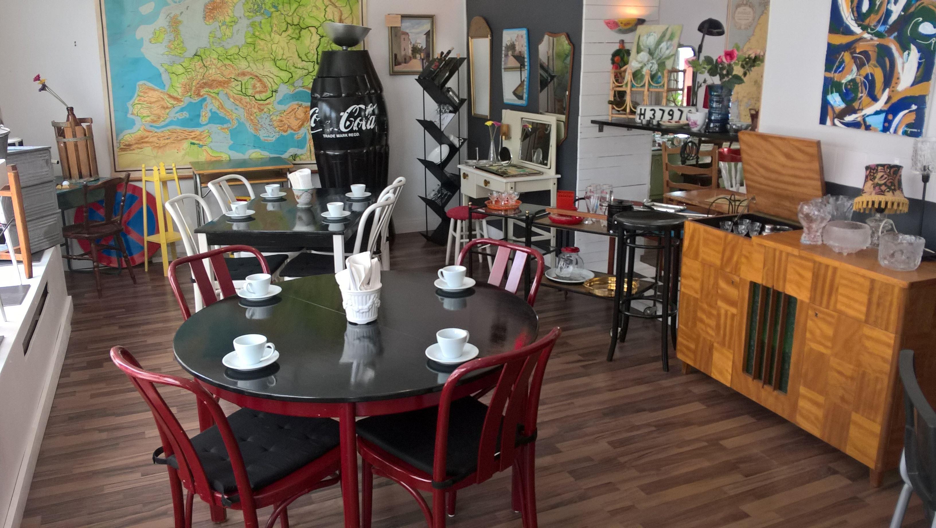 Attitude Latitude Design & the CoffeeShop