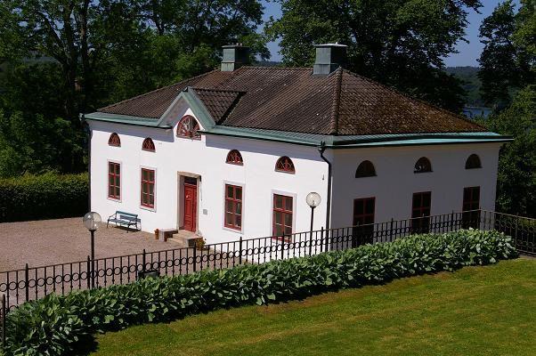 Nääs Slott, Norra Flygeln, Floda