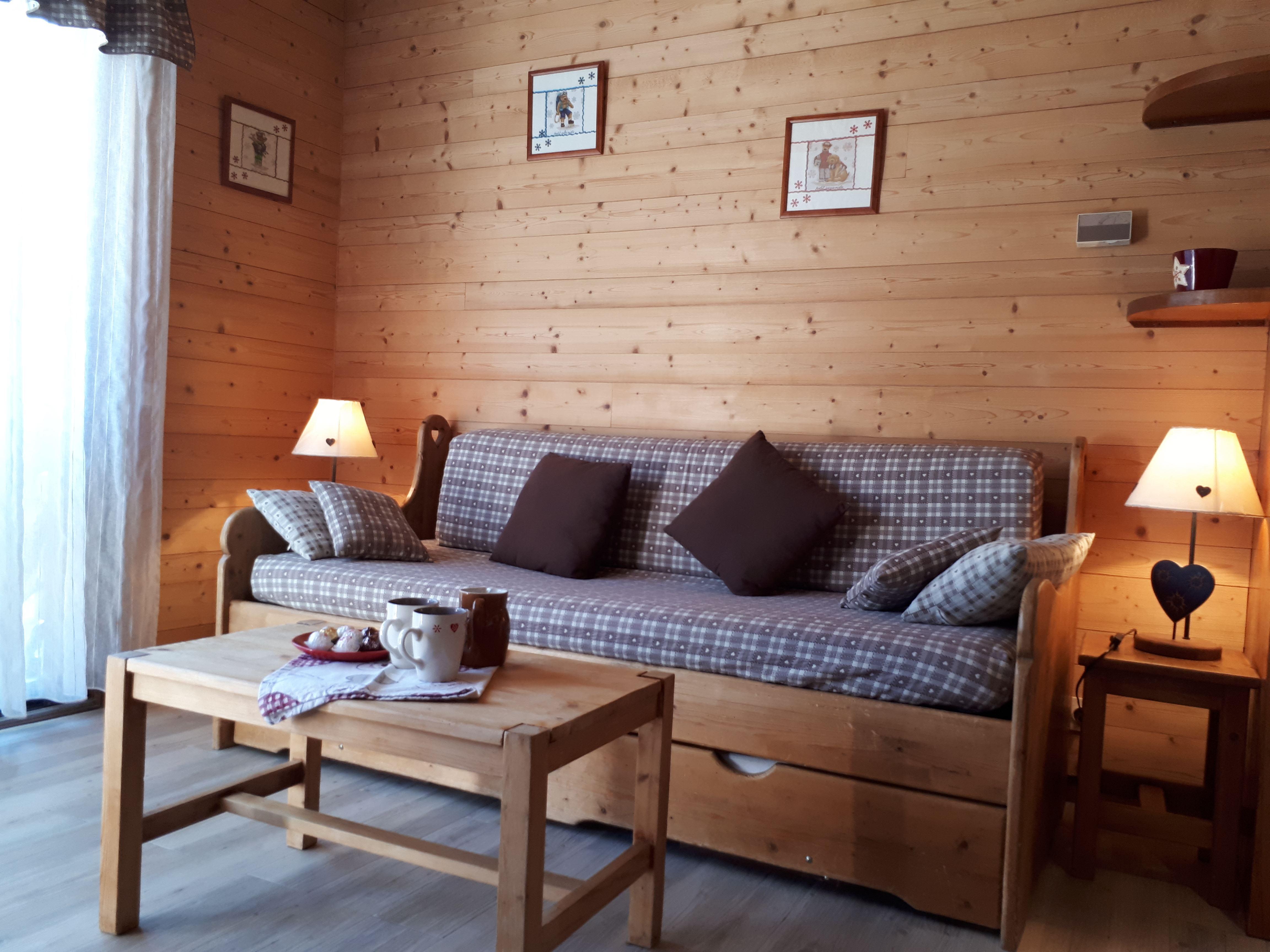 Lutins N°2 - студия** - 2 человека - 20 м²