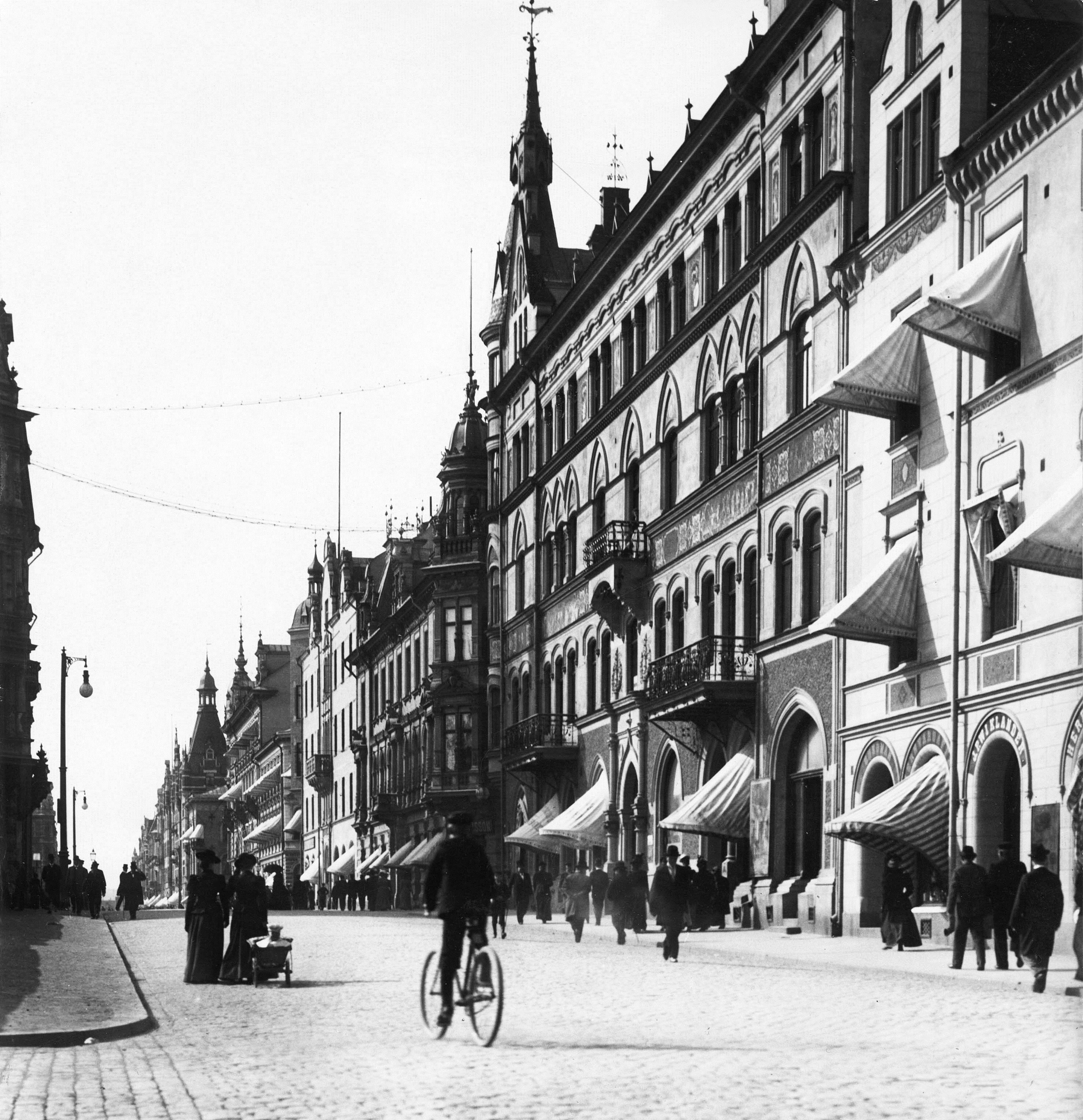 Vandring: Stenstadens arkitekter