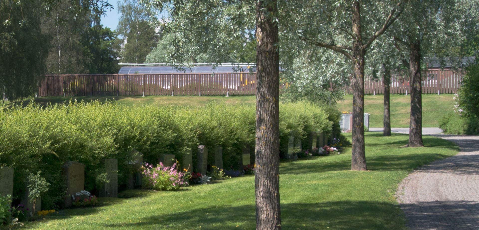 Anna Porsmyr, Sundsvalls museum, Dramatiserad kyrkogårdsvandring